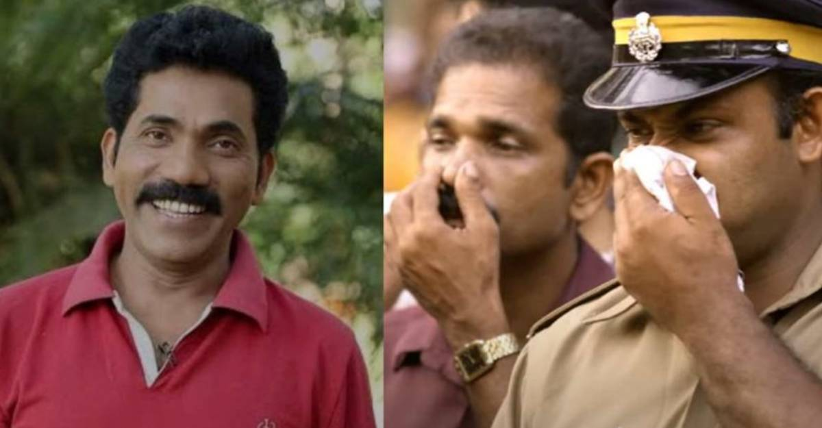 Ajith Koothattukulam reveals whether he had appeared in climax of Drishyam