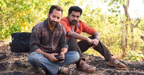 Fahadh and Suraj