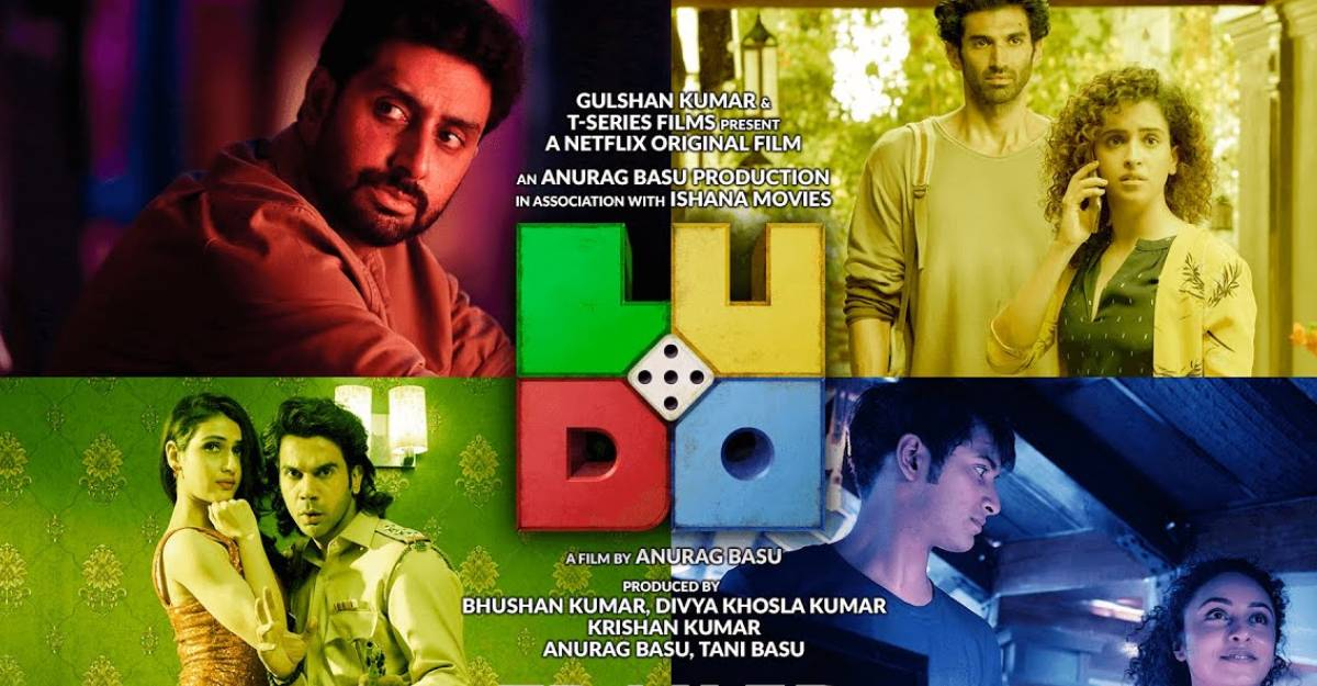 Ludo movie review: This hyperlink dark comedy got no logic but does some magic