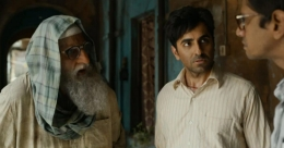 Gulabo Sitabo review: Amitabh-Ayushmann offer light-hearted satire amid constant bickering