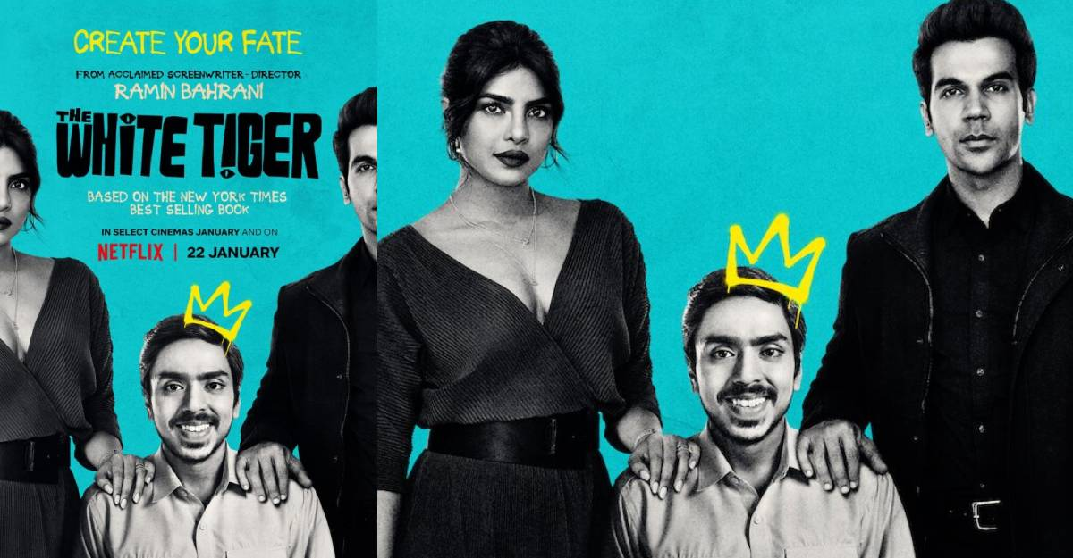 The White Tiger movie review: Witty, wicked, well made