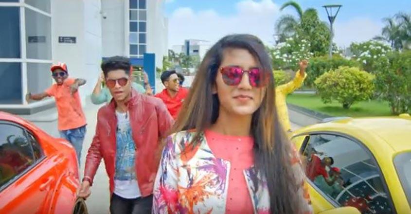 Dislike trend for 'Freak Penne' song of 'Oru Adaar Love' is fine, says singer