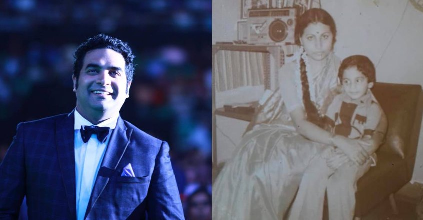 Music director Gopi Sunder's tribute to his mother is special