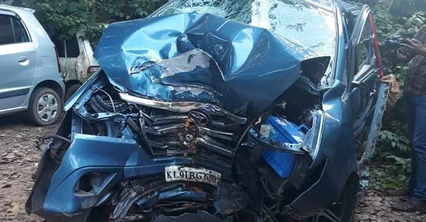 Balabhaskar-car-accident