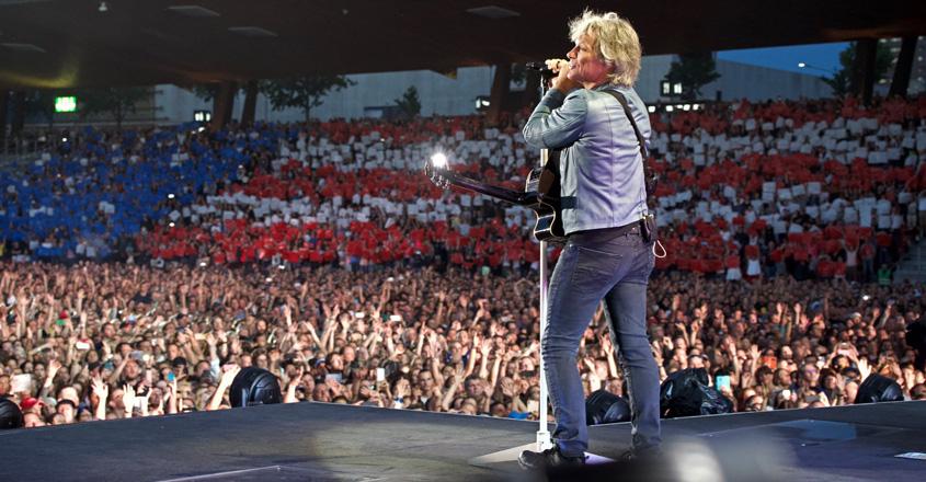 Bon Jovi is back, reveals new LP's title