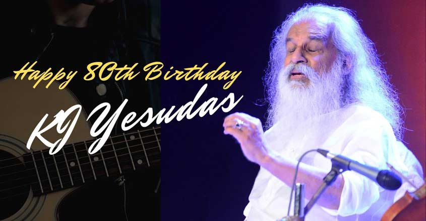 Watch Video: Malayalam singers wish K J Yesudas on his birthday
