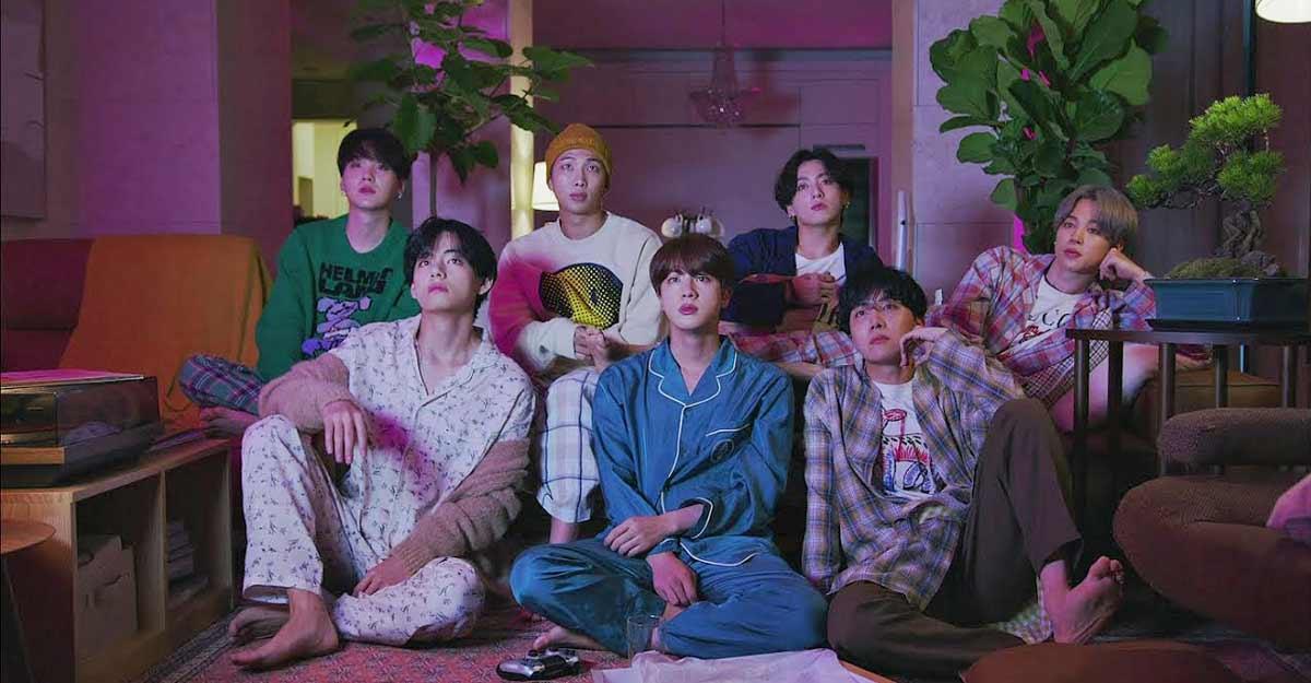 BTS drops 'homemade' music album BE