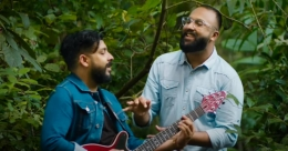Singer Niranj Suresh brings out first independent single 'Thottampattu'