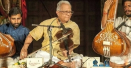 Big void in the world of music: PM Modi and others condole violin maestro TN Krishnan's death