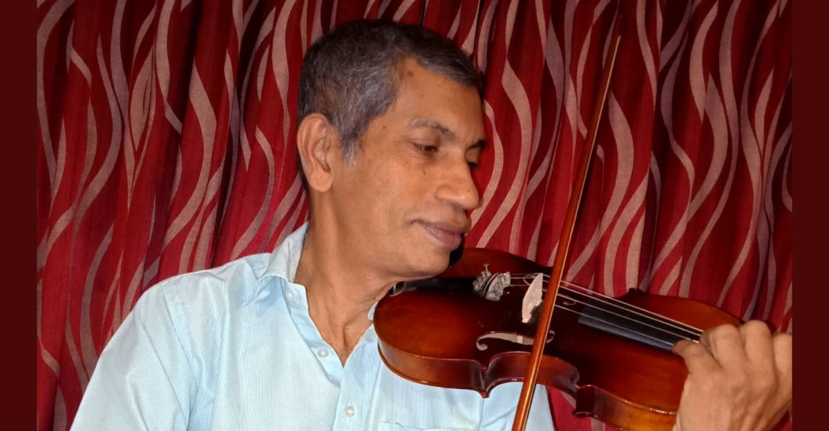 At 60, Palakkad musician Abi braves heavy odds, clears Trinity College's Grade 8 exam