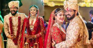 Composer duo Sachet Tandon and Parampara Thakur get married