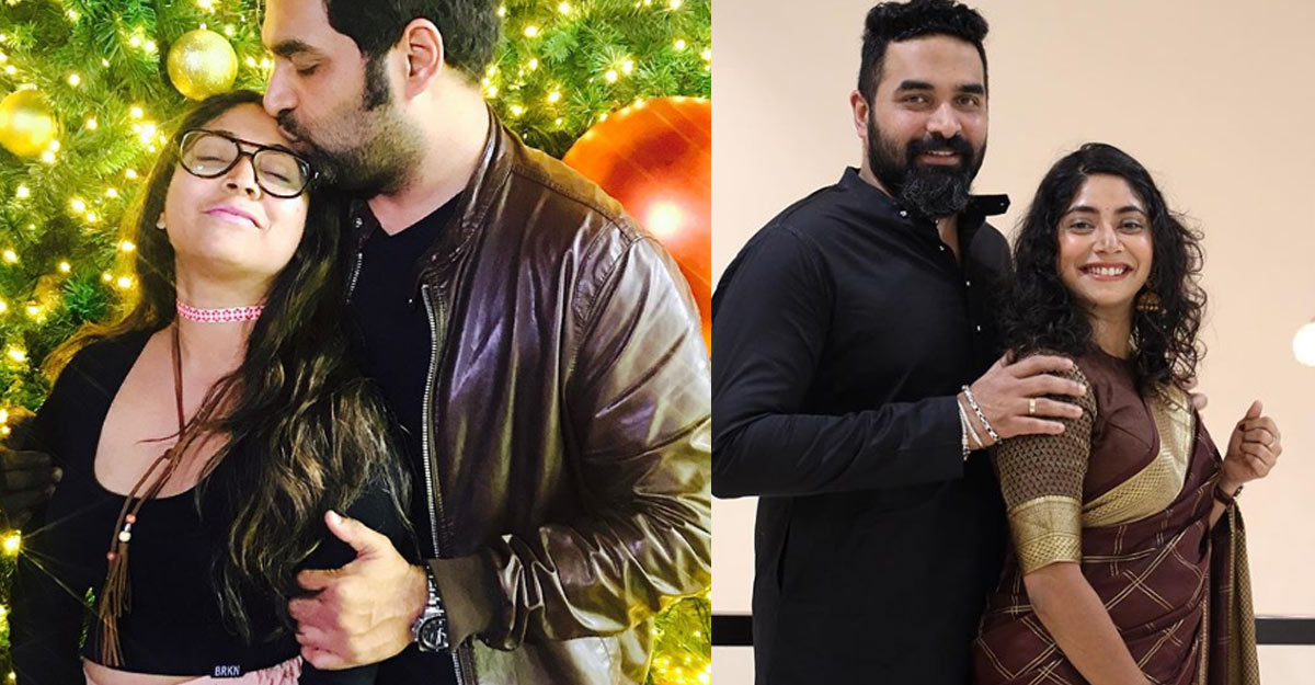 Gopi Sundar shares lovely pic with Abhaya Hiranmayi, says she's the reason of his existence