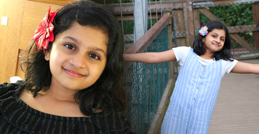 Kerala-origin girl, 'Unexpected Star' on BBC show, is the latest singing sensation in UK