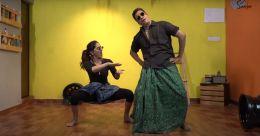 Saniya Iyappan's grooving with dad on 'Vaathi Coming' is too cool!