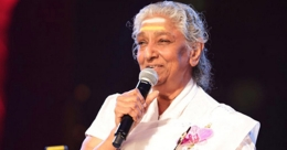 S Janaki is absolutely fine, family rubbishes singer's death rumours