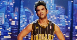 Sushant Singh Rajput dances his heart out in the title track of 'Dil Bechara'