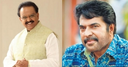 May almighty bring him back to fine form: Mammootty prays for SP Balasubrahmanyam's recovery