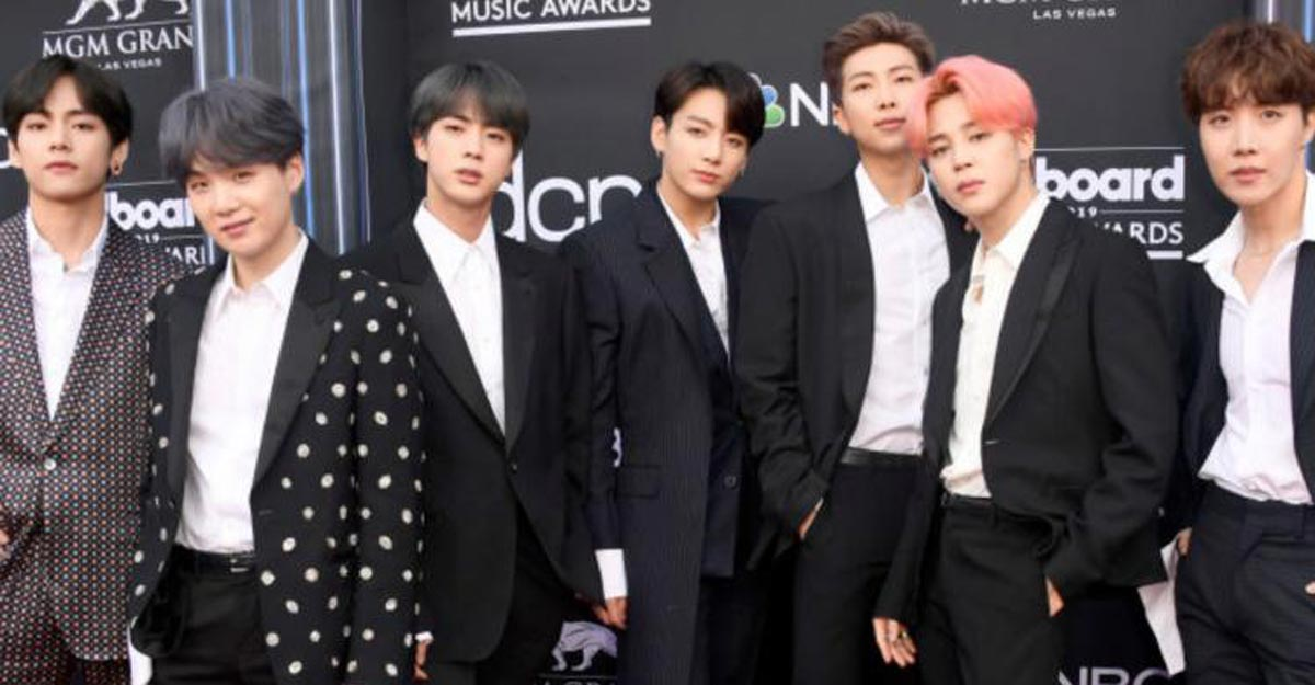 BTS makes history with first Korean song to top Billboard hot 100