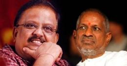 SPB's loss is grief unfathomable, says Ilayaraja