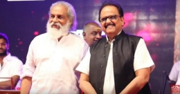 Yesudas shares fond memories from the concert days with SPB