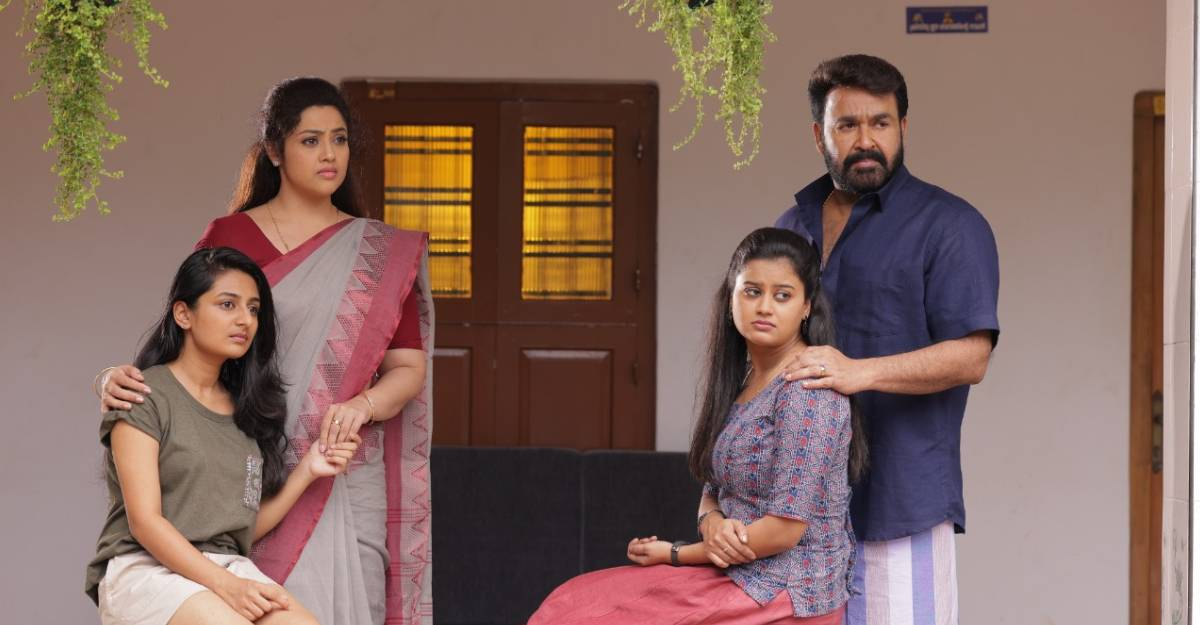 Mohanlal treats viewers with a melodious song 'Ore Pakal' from Drishyam 2