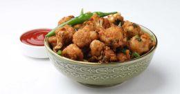 Gobi pepper fry