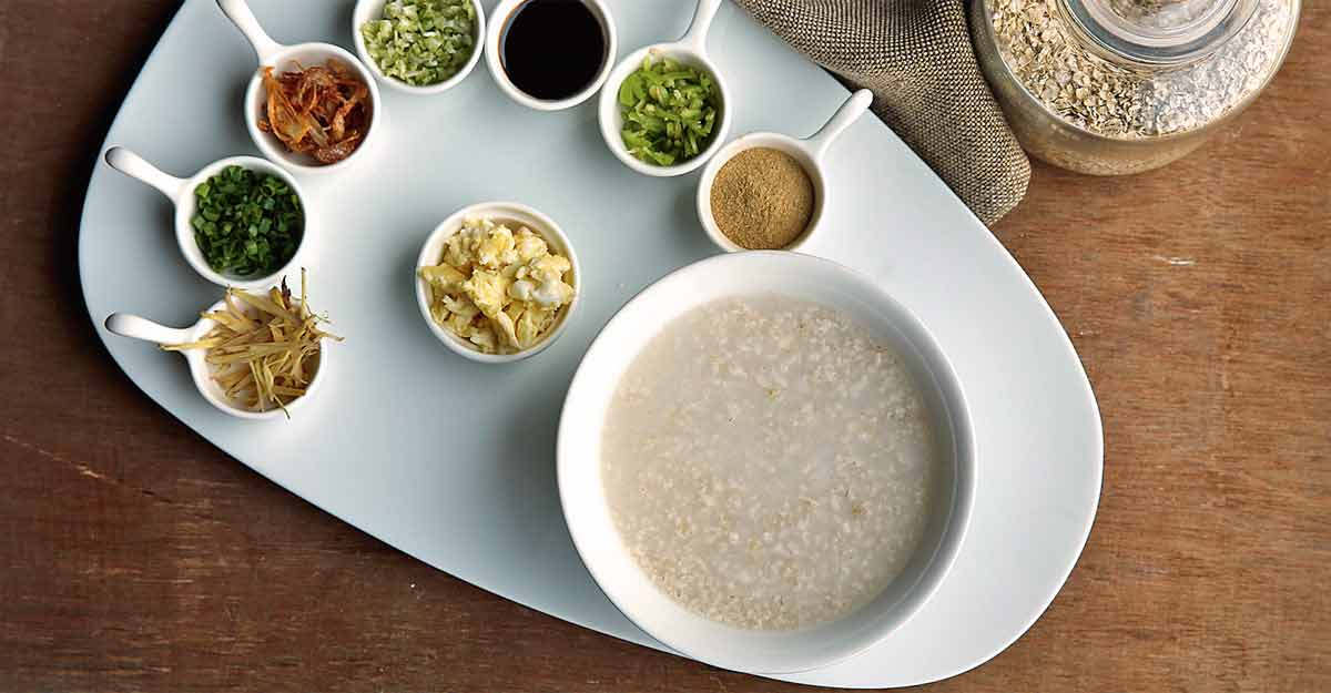 Know how to cook Chinese porridge