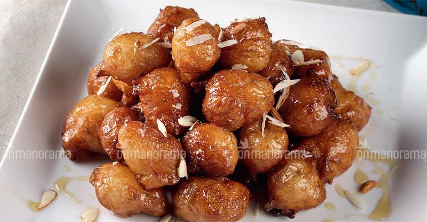 Luqaimat, the sweet dumplings from Qatar