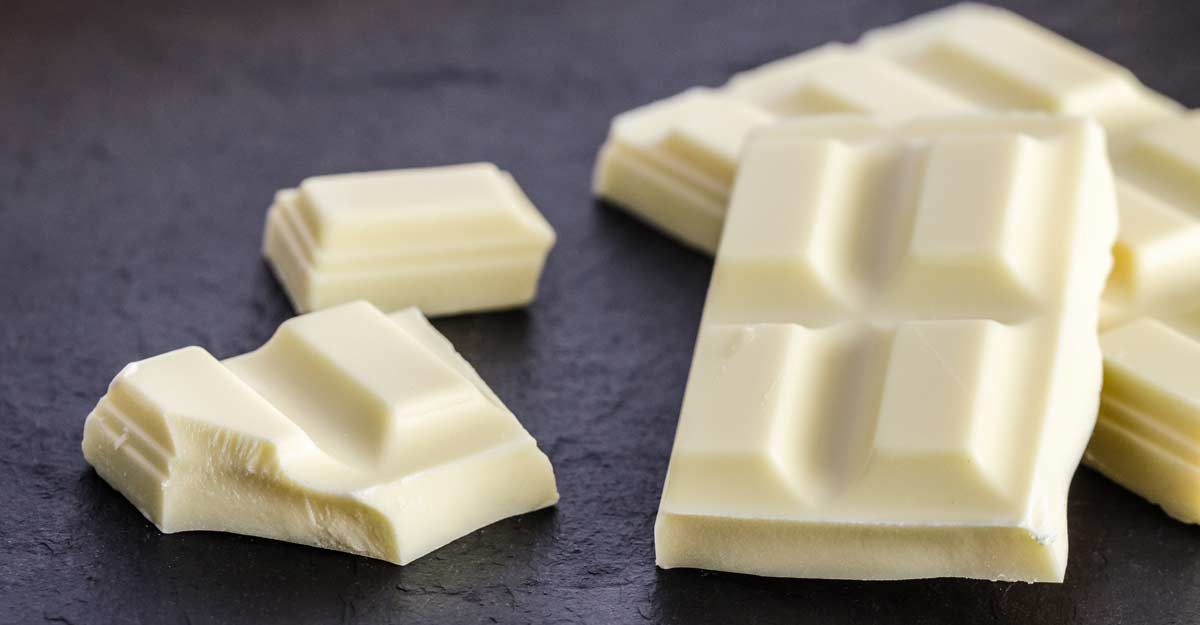 White chocolate | Shutterstock