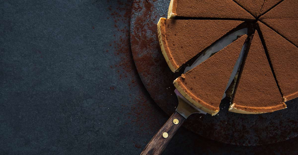 Relish this delectable mocha tart   Shutterstock