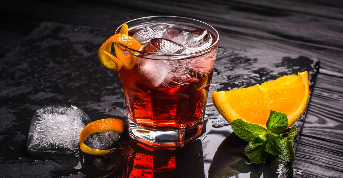 The ultimate Negroni cocktail recipe