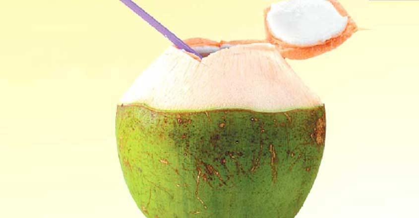 An elixir called tender coconut water
