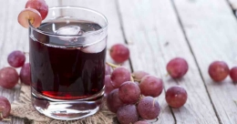 Incredible health benefits of grape juice