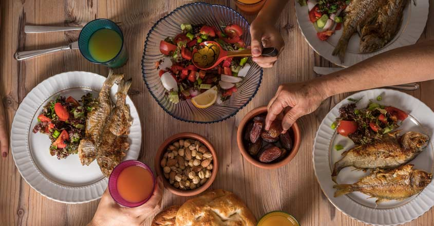Ramadan: fasting, family, food and much more