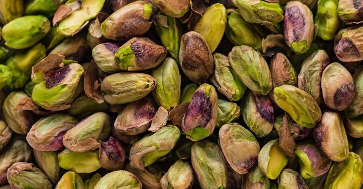 Pistachios, a superfood nut for all ages.