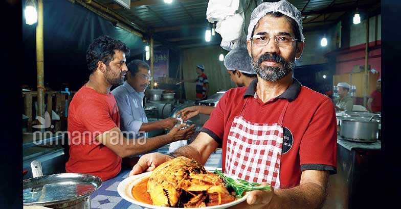 Kozhikode food is a fusion of cultures and history