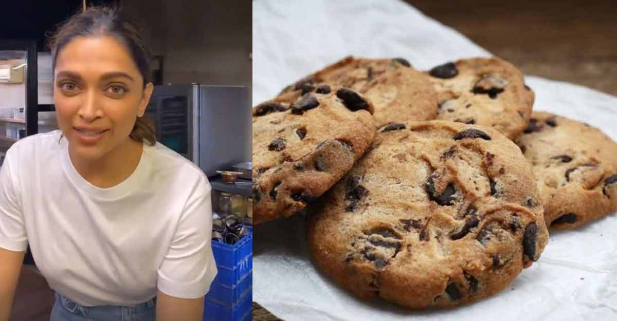 Deepika Padukone says she loves to bake cookies