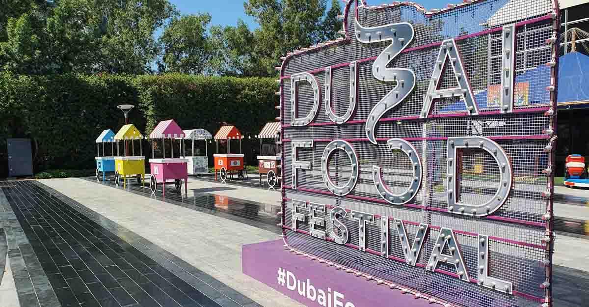 Foodies rejoice! Dubai Food Festival is back