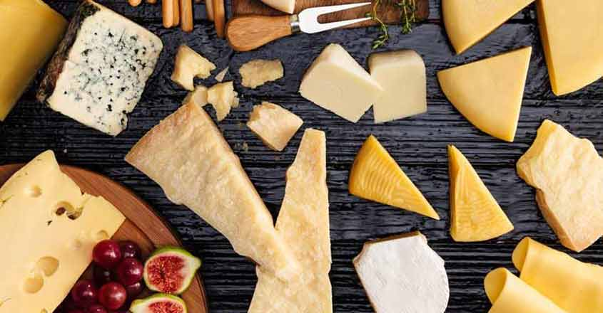 Two easy-to-make recipes using cheese