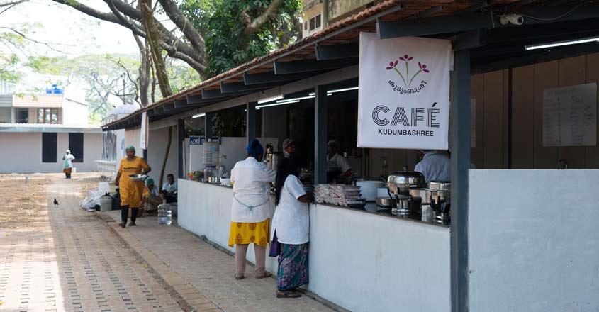 Kudumbashree stall at Biennale draws food lovers to novel dishes, drinks
