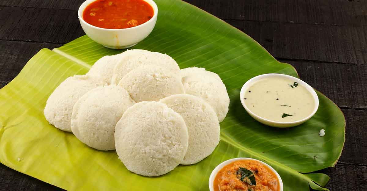 Know the idli varieties popular in India | Shutterstock