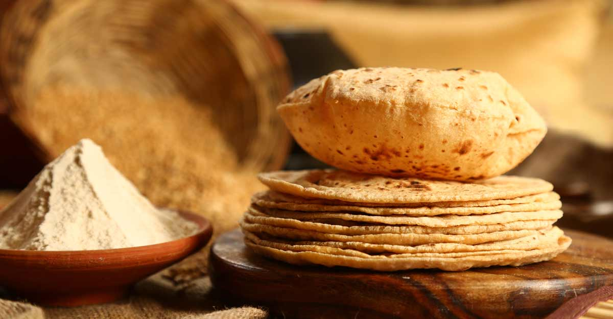 These are the delicious roti varieties in India   Shutterstock