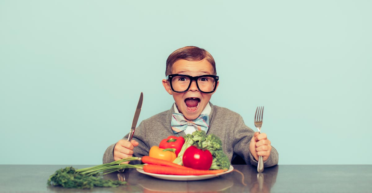 Include these in your kid's menu to boost memory