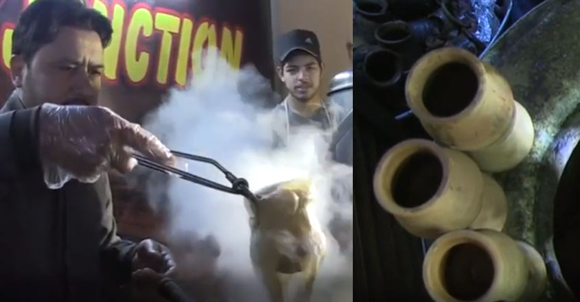 Smoky tea baked in clay: Tandoori chai heats up Pakistan