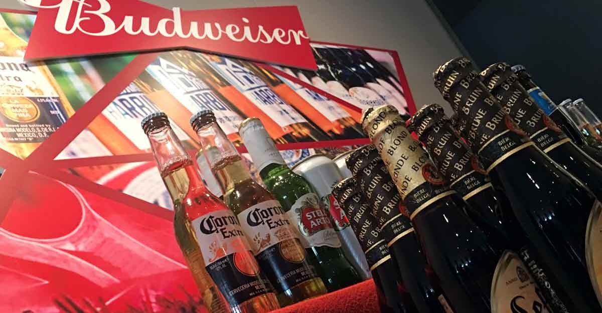 'Hold the beers': No Budweiser, Hoegaarden for three years in Delhi