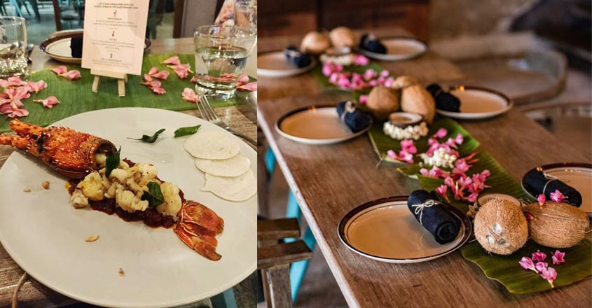 Discover the unique flavours of Kerala with 'Guestronomy'