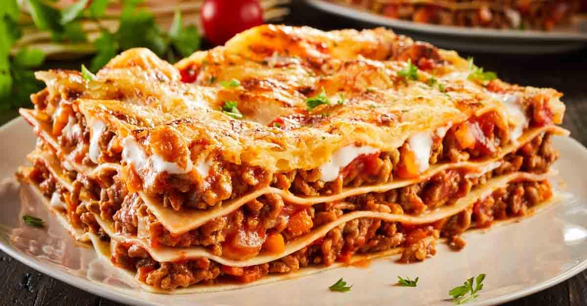 How lasagna became the pride of Italy   Lasagna   Food ...