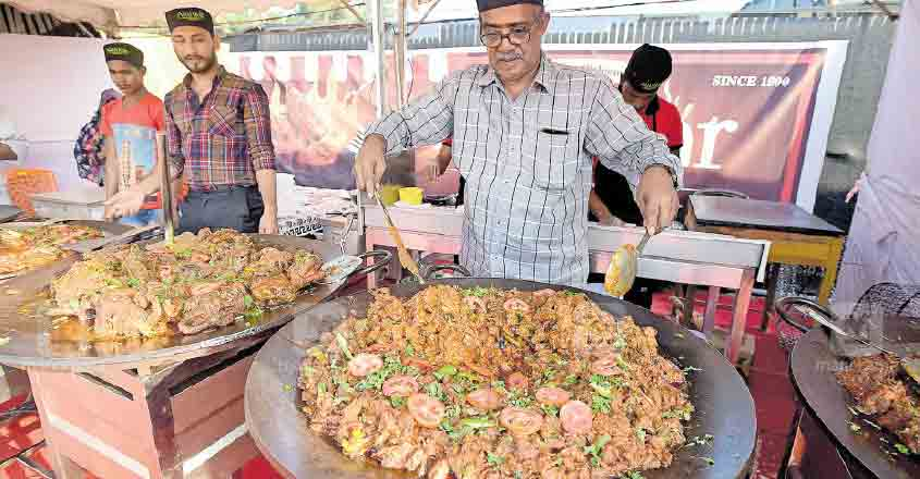 The Calicut food fest is all set break records with these giant foods