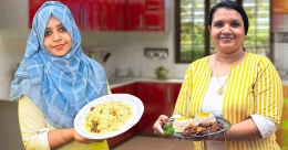 Here's how food became a bonding factor for Juby and Sareena