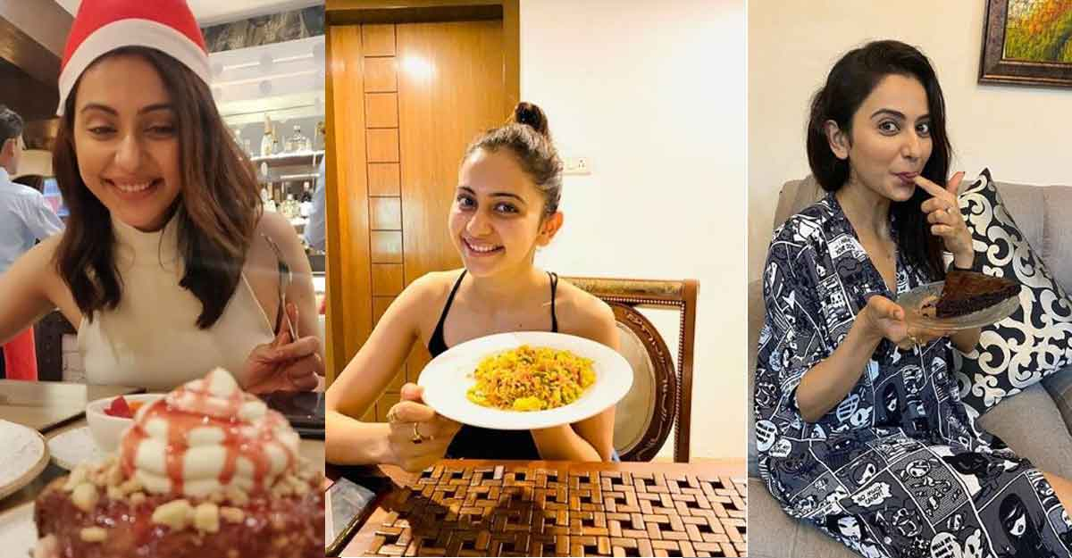 Rakul Preet on why it's cook to have cheat meals